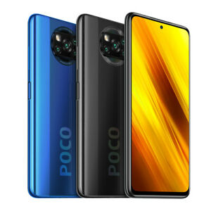 Xiaomi-POCO-X3-6Go128Go-732G-5160mAh-33W-NFC-Global-Version-Smartphone