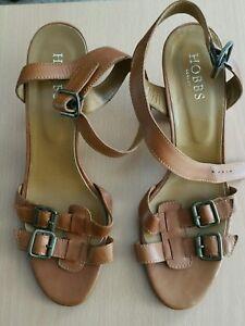 Heel 40 Sandals taille 5 Block Hobbs 5Hxwn4