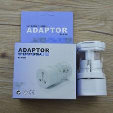 Universal All-in-One International Power Converter Travel Adapter Plug EU US UK