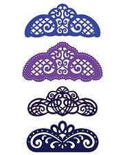 Heartfelt Creations Ornate Borders and Pockets Die Hcd1-780 816393016555