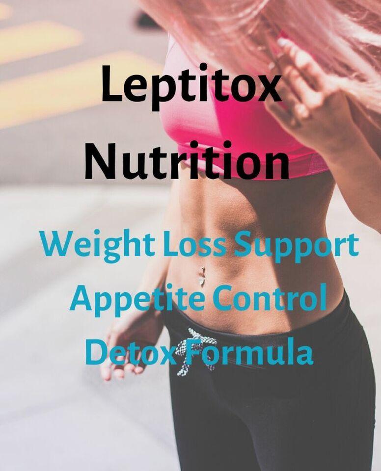 Kosttilskud, Appetit kontrol, Leptitox Appetite Control