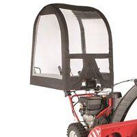 2 Stage Snow Blower Cab For Troy Bilt Craftsman Yard Machines Toro Husqvarna Joh