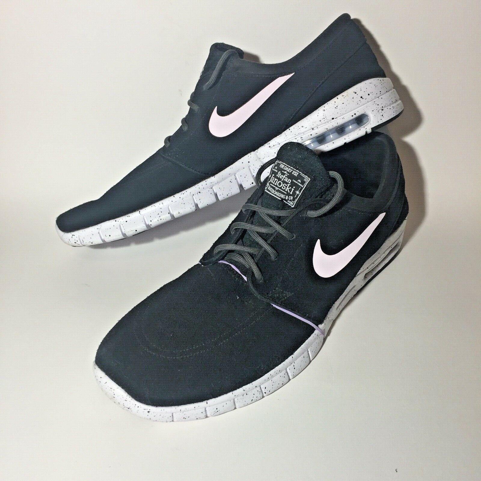 Escritura fingir Párrafo  Nike Stefan Janoski Max L 685299-039 Mens Shoes Trainers EUR 44.5 for sale    eBay