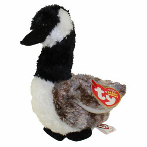 TY Beanie Baby - HONKER the Goose (6 inch) - MWMTs Stuffed Animal Toy