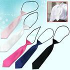 5 Colors Elastic Necktie Wedding Tie For Child Kids School Boy