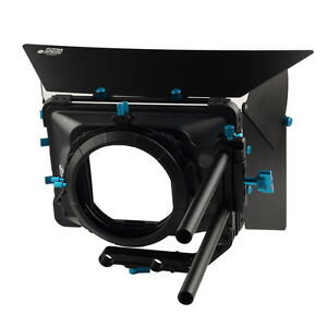 FOTGA-DP3000-Matte-box-M3-for-15mm-Rail-Rod-All-Camcorders-DSLR