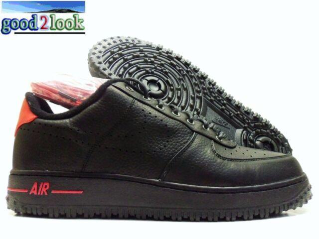 code promo 2f1e3 0d3a6 Nike Air Force 1 Premium Low QS Lifestyle Winter Sneaker Lebron 487970-100  Sz 14