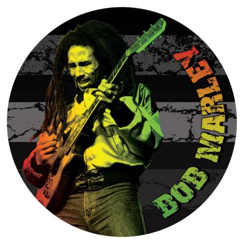 a Bob Marley vinyl sticker for skateboard luggage laptop tumblers car
