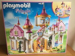 ... Playmobil Princesse 6848 Grand Chateau NEUF