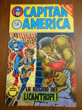 CAPITAN AMERICA seconda serie n.28 - ed.CORNO  - fumetto super-eroi