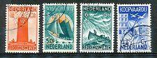 Nederland  257 - 260 gebruikt (1)