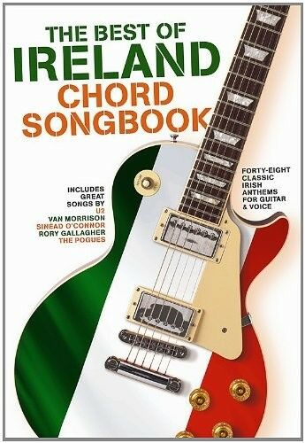 The Best Of Ireland Chord Songbook Lc, New Books