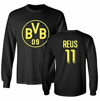 Borussia Dortmund Shirt Marco Reus 11 Jersey Men's & Youth Long Sleeve T-shirt
