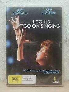 I-COULD-GO-ON-SINGING-DVD-Judy-Garland-Dirk-Bogarde-REGION-4-AUSTRALIA