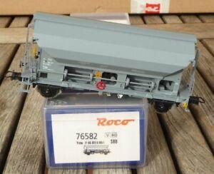 Roco-76582-Schwenkdachwagen-Tds-der-SBB-CFF-Schweiz-Epoche-5-6-neu-in-OVP