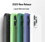 thumbnail 2 - Liquid Silicone Case For iPhone 13 11 12 Pro Max XS XR mini 87 plus Square Cover