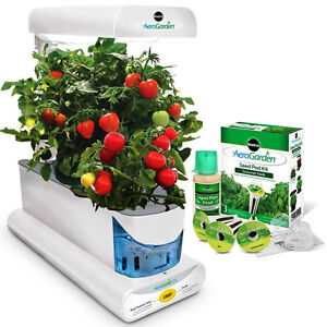 indoor hydroponic gardening. Image Is Loading Indoor-Pod-Garden-Kit-System-Soil-Free-Plant- Indoor Hydroponic Gardening
