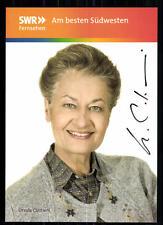 Ursula Cantieni Die Fallers Autogrammkarte Original Signiert ## BC 7712