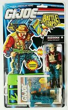 GI Joe BAZOOKA Battle Corps 1993 MOC Hasbro Vintage Factory Sealed Action Figure