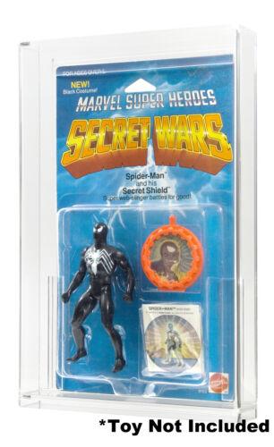 Secret Wars Carded Figure Acrylic Display Case