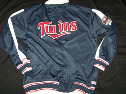 Twins Stitches Large Jacket Minnesota da uomo qwnHFT5w