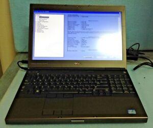 Dell-Precision-M4600-15-6-034-Core-i7-2620m-2-70GHz-8gb-Ram-No-Hdd-SCRATCHES