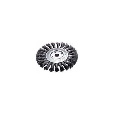 "Firepower 1423-2101  2/"" Crimped Coarse Wire Wheel Brush"