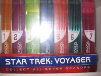 Star Trek Voyager: Seasons 1-7 Complete Series (dvd, 2004, 47-disc Set)
