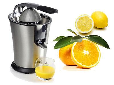 Presse Agrumes, Presse à Fruits, 160 Watt, Fruchtfleischsieb