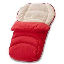 Grey Luxury Mee-go Arctic Fleece Footmuff Cosytoes Universal Fit Pushchair Buggy