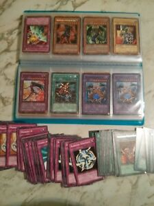 YU-GI-OH-COLLECTION-YUGIOH-CARDS-LOT-100-Cards-SECRET-HOLO-RARE-FREE-SHIPPING