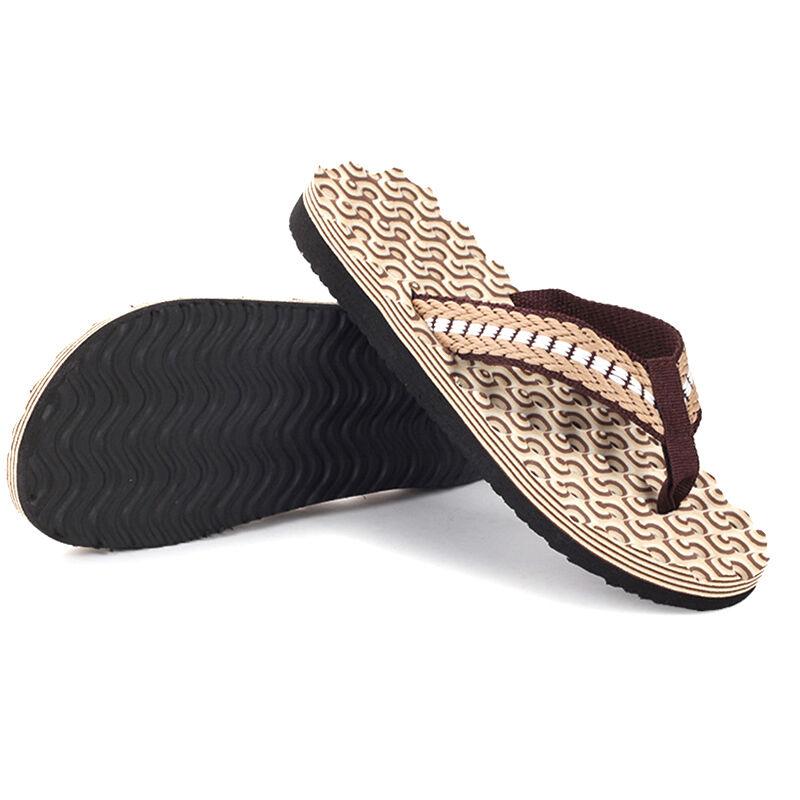Sandals Beach House: Mens Boy Shoes Beach Home Flip Flops Summer Casual Sandals