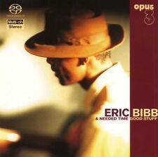 Eric Bibb, Eric Bibb - Needed Time: Good Stuff [New SACD] Hybrid SA