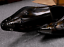 Mens Punk Pointed Toe Slip On Rivet Metal Dress Formal Party Leather Shoes Sales