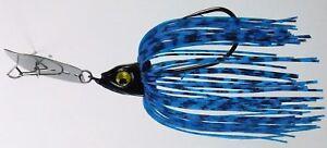 Bladed Swim Jig Blue Crystal PTU015