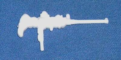 GI Joe Weapon Blizzard Gun Rifle 1988 Original Figure Accessory