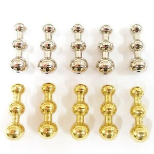 Spinner-Lure-Bodies-Brass-or-Nickel-25mm-7gm-Spinners-Body-No-68-5-Or-10