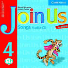Join Us for English 4 Songs Audio CD: Level 4 by Herbert Puchta, Gunter Gerngross (CD-Audio, 2006)