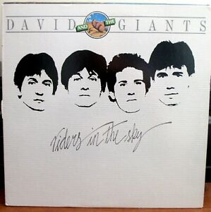 David-And-The-Giants-Riders-In-The-Sky-Christian-Music-LP-Record-Album