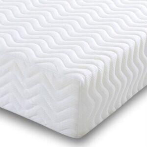 Memory Foam Mattress by Wayfair Sleep Size: DOUBLE Hypoallergenic Memory Foam