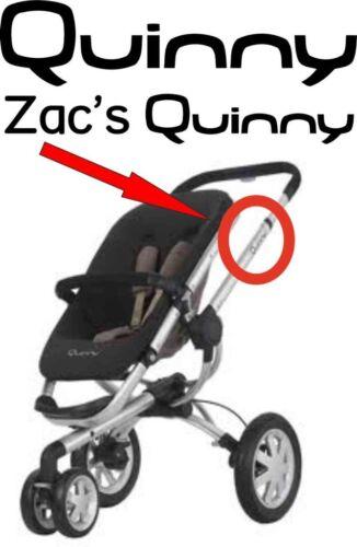 2x quinny buzz zapp remplacement personnalisé autocollant