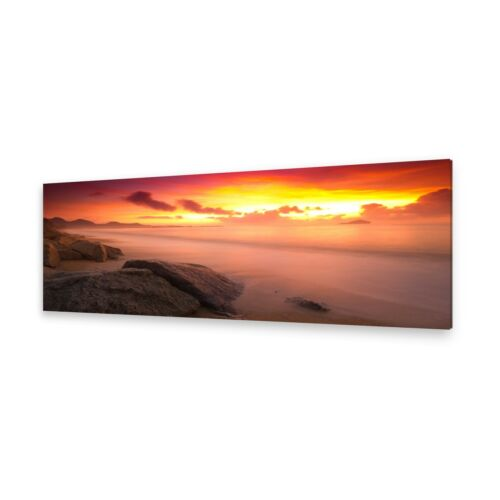 Leinwand-Bilder Wandbild Druck auf Canvas Kunstdruck Sonnenaufgang