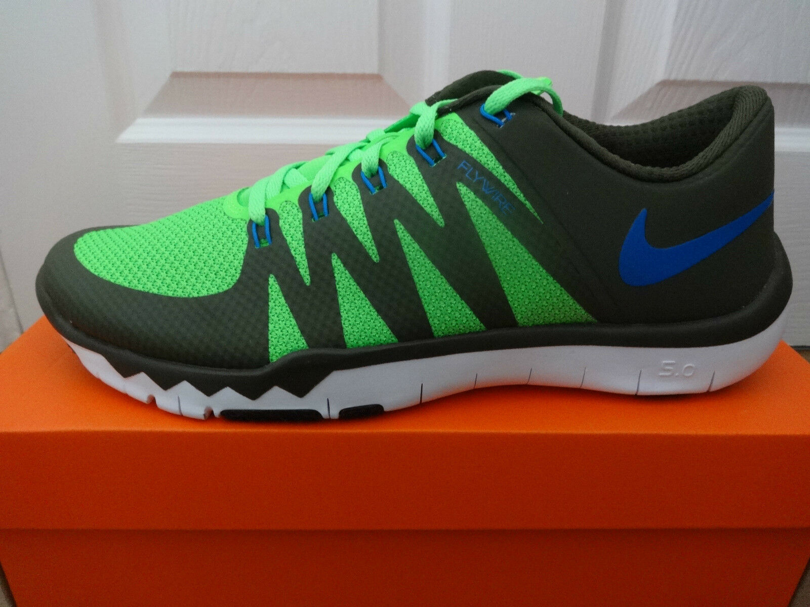 Nike free trainer homme 5.0 V6 homme trainer  running trainers Baskets 719922 343 new in box 69af60