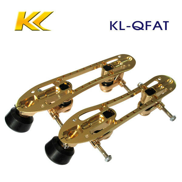 KL s  Derby  roller s  alu Plate with brake, Quad S  chassis size 34-45  low price