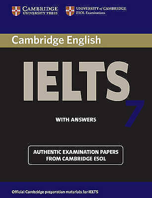1 of 1 - Cambridge IELTS 7 Student's Book with Answers: Examination Papers from...