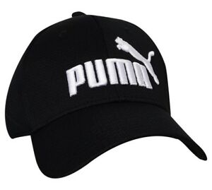 a15a5960c Details about Puma Evercat Luke Stretch Fit Cap Hat Curved Bill Size Adult  Large/X-Large