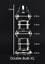 Indexbild 17 - Glatte große Glas Butt Plug Dildo Anal Anal Plug Spielzeug Auswahl von Stile (UK)