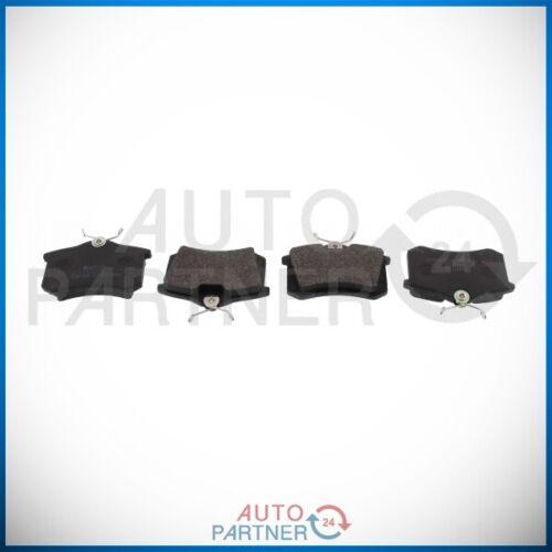 Plaquettes de freins phrase arrière pour Audi a4 8e PR-Nº 1kd 1kp Avec Système De Freinage Lucas//TRW