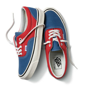 1ac059036e Vans SP19 Anaheim Era 95 DX Skate Sneakers Shoes Red VN0A2RR1VPK ...