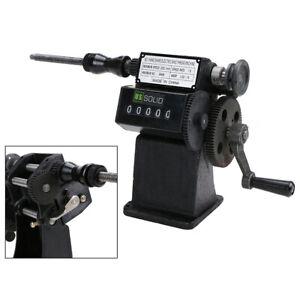 NZ-5 Manual Winding Machine dual-purpose Hand Coil counting machine Winder